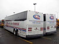 Coach Canada - Trentway-Wagar 83605 and 83606 - 2000 Prevost H3-45 (Gray Line Montreal)