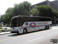 Coach Canada - Trentway-Wagar 83607 - 2000 Prevost H3-45 (Gray Line Montreal)