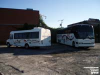 Excel-Tours ? and 971 - 1997 Prevost H3-45 (Ex-Transport Fontaine 62)