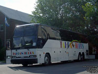 A-Z Bus Tours - Tai-Pan Tours 3758 - Prevost H3-45