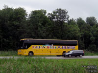 A-Z Bus Tours - Tai-Pan Tours 3836 - Prevost H3-45