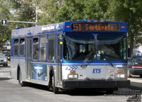 ETS 4299 - 2001 New Flyer D40LF