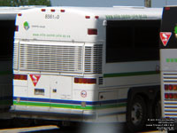 Veolia Transport 8561-24-0 - 2000 MCI 102DL3