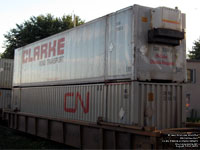CLRU 538816 - Clarke Road Transport & CNRU 235972 - Canadian National