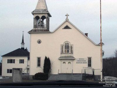 Eglise: nouvelle administration