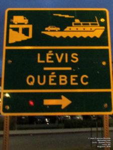 Traversier Lévis - Québec