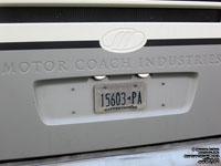 NY Licence Plate