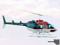 Canadian Helicopters - 1976 Bell 206L LongRanger - C-GGZQ