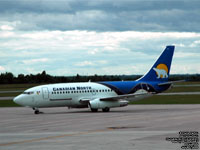 Canadian North - Boeing B-737-275C(A) - C-GSPW