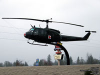 Vietnam era helicopter, Canby,OR