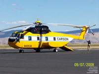 Carson Helicopters - 1966 Sikorsky S-61R - N4263A