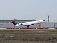 Delta Connection - Bombardier CRJ-701ER - N378CA