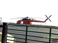 Erickson Air Crane helicopter