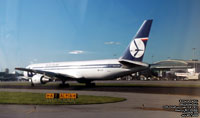 LOT Polish Airlines - Boeing 767-319(ER) - SP-LPF