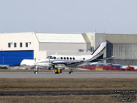 Propair - Beech King Air 100 - C-FDOU