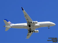 United - Embraer ERJ-175 - N471YX