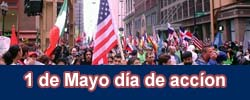 1 de Mayo d�a de acc�on - Chicago
