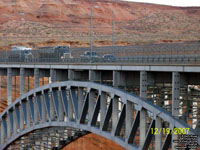 Glen Canyon Bridge, Page,AZ