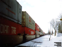CN Intermodal and Canadian Tire