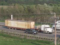 Ex-Canadian Pacific Railway container