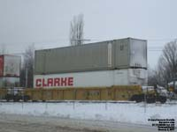 TTX - DTTX 580552 (Canadian Tire / Clarke containers)