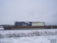 GE Seaco tank containers