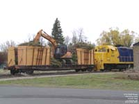 Wallowa Union Railroad (Eagle Cap Train) - WURR 2083 - GP7 (ex-CKRY 2083, exx-ATSF 2083,  nee ATSF 2883)