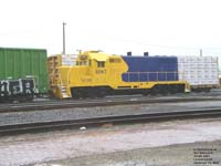 Wallowa Union Railroad - WURR 2087 - GP7