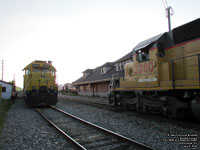 LTEX 2535 - GP35 and LTEX 3280 - SD40-2
