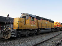 LTEX 3280 - SD40-2 (Ex-UP 3280, exx-UP 3824, nee MKT 616)
