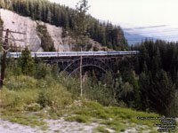 Stoney Creek Bridge, Revelstoke,BC
