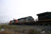 WC 6900 - SD40-3 (To QGRY 6900, then QGRY 3325 - ex-GCFX 6030,  nee CN 5200)