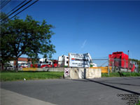 Terminal 2800 (Alexcalibur, Bison, Challenger Motor Freight, CRS Express, Gilmyr, Maritime-Ontario, Schneider National), 2770-2800 avenue André, Dorval,QC