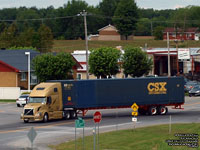 UMAX - Ex-CSX Intermodal can